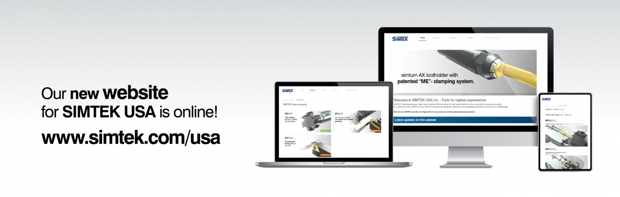 New website for SIMTEK USA