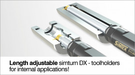 Length adujstable toolholders